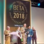 Pic-Ha Pad BETA sward winners 2018